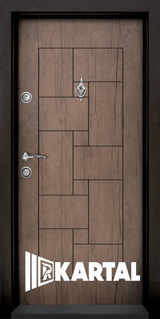 Блиндирана врата Kartal Т-100