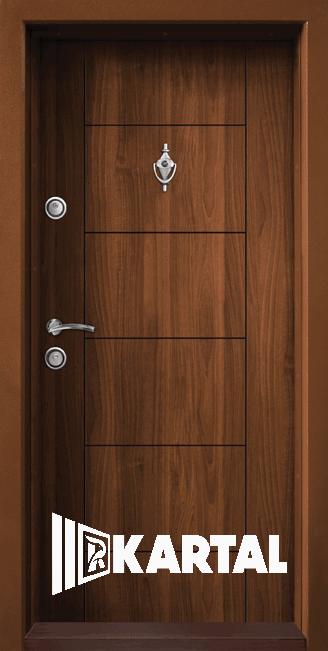 Блиндирана врата Kartal Т-102 Златен Дъб