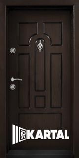 Блиндирана врата Картал Т-108