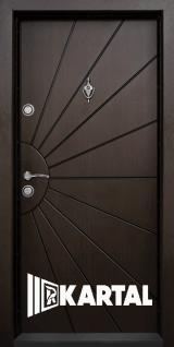 Блиндирана врата Картал Т-109
