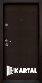 Блиндирана врата Ale Door 403 Венге